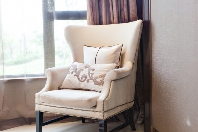 wyprany fotel